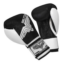 Beltor rękawice bokserskie pro-fight 14oz czarne