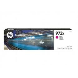 Tusz Oryginalny HP 973X F6T82AE Purpurowy - DARMOWA DOSTAWA w 24h