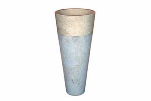 Umywalka marmurowa na postumencie, jasny kolor 90 kg