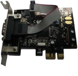 Unitek Kontroler PCI-E 1xRS232 ,LOW PROF. Y-7502