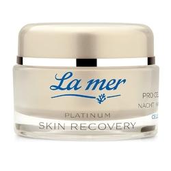 La mer platinum skin krem regeneracyjny na noc perfum