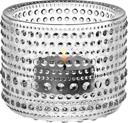 Świecznik kastehelmi clear