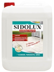 Sidolux, płyn do ochrony i nabłyszczania terakoty, 5l