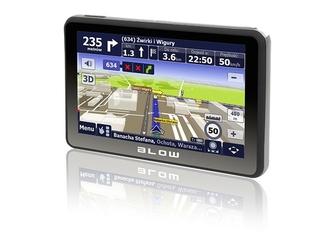 BLOW Nawigacja GPS590 SIROCCO 8GB EUROPA