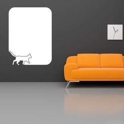 Tablica suchościeralna 052 kotek
