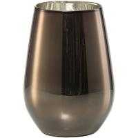 Szklanki metalizowane na brązowo Vina Shine Schott Zwiesel 6 sztuk SH-8796-42B-6
