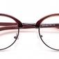 Okulary zerowki damskie owalne 2106 0034 braz