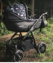 Wózek babyactive mommy 3w1 fotel maxi cosi citi