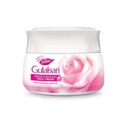 Różany krem gulabari z szafranem i kurkumą 29g dabur + mini woda różana