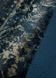 Carpet decor :: dywan blush niebieski