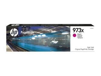 HP Inc. Tusz nr 973X Magenta F6T82AE