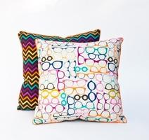 Poduszka dwustronna - okulary