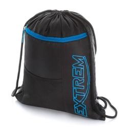 Plecak młodzieżowy worek szkolny 2305 niebieski