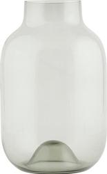 Wazon shaped 32,5 cm jasnoszary