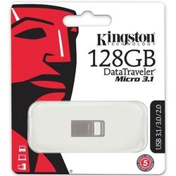 Kingston data traveler micro memory stick 128gb usb 3.1