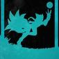 League of legends - ahri - plakat wymiar do wyboru: 50x70 cm