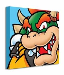 Super Mario Bowser - Obraz na płótnie