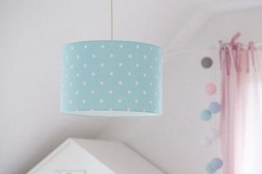 Lampa wisząca - lovely dots mint