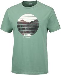 T-shirt męski columbia lana montaine em0731344