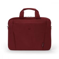Dicota slim case base 13-14.1 torba na notebook czerwona