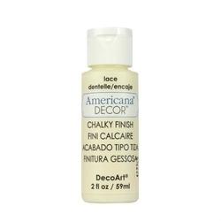 Farba Chalky Finish Americana 59 ml - lace - LACE