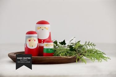 Matrioszki świąteczne expressions christmas spring copenhagen 1111