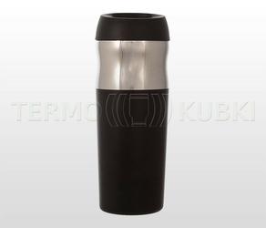 Kubek termiczny 450 ml mustang2 czarny