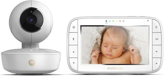 Motorola mbp50 niania elektroniczna  z ruchoma kamerą