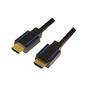 Logilink kabel premium hdmi ultra hd, 7.5m