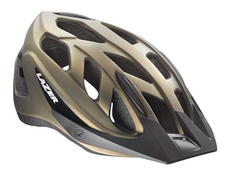 Kask lazer cyclone new mat brass