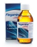 Flegamina 4mg5ml syrop smak malinowy 200ml