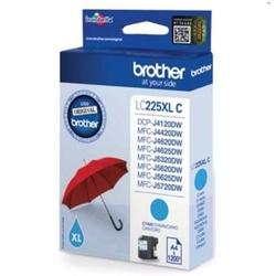 Tusz oryginalny brother lc-225 xl c lc225xlc błękitny - darmowa dostawa w 24h