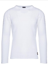 Sweter - biały 27004-3