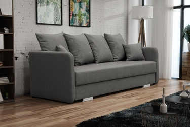 Sofa rozkładana santiago z pojemnikiem
