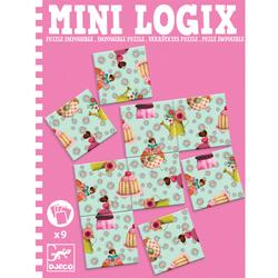 Mini puzzle - Księżniczki