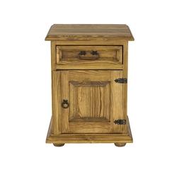 Szafka nocna cevilo 50 cm prowansalska drewniana