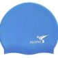 Czepek pływacki silikon fluent niebieski