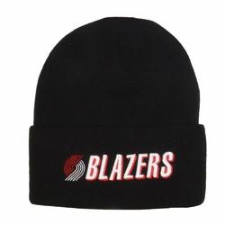 Czapka zimowa Mitchell  Ness NBA Portland Trail Blazers Team Tone Knit - PORTRA INTL534