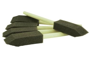 Valetpro foam detailing brushes - pędzelki piankowe do dressingów 5-pak