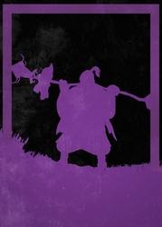 League of legends - jax - plakat wymiar do wyboru: 70x100 cm
