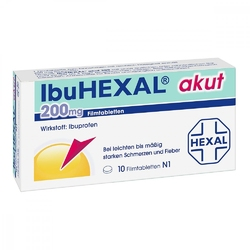 Ibuhexal akut 200 filmtabl.