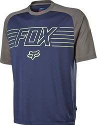 Koszulka rowerowa fox ranger navy