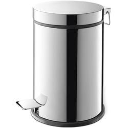 Kosz pedałowy polerowany vasca zack 3 litry 40066
