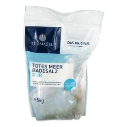 Dermasel sól do kąpieli z morza martwego