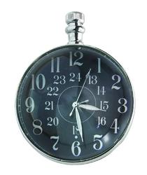 Authentic models zegarek the eye of time clock, nickel sc051