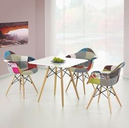 Terrano kwadratowy stół do jadalni