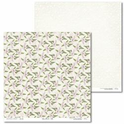 Papier ozdobny Lily Flower 30,5x30,5 cm - 05 - 05