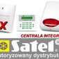 Zestaw alarmowy satel integra 32, klawiatura lcd, 6 czujników ruchu, sygnalizator zewnętrzny spl-5010 - szybka dostawa lub możliwość odbioru w 39 miastach