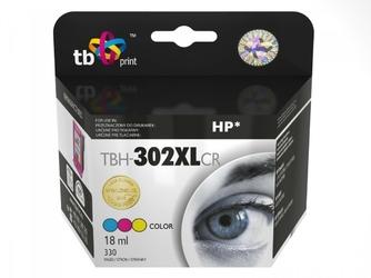 Tb print tusz do hp dj 11102130 tbh-302xlcr kolor ref.