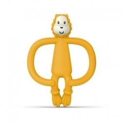 Matchstick monkey animals lion gryzak masujący ze szczoteczką